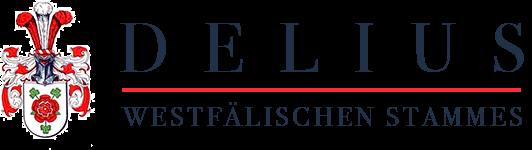 Familienverbindung Delius Logo